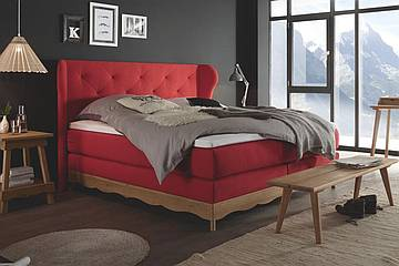 Boxspringbett Romantic 01