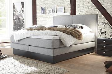 Boxspringbett Solutio 01