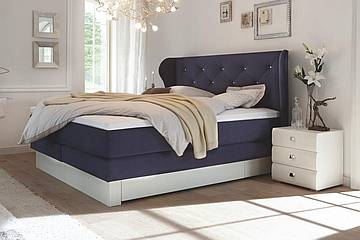 Boxspringbett Solutio 02