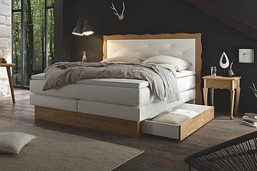 Boxspringbett Solutio 04