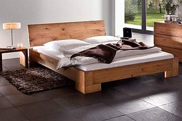 Bett für schwergewichtige