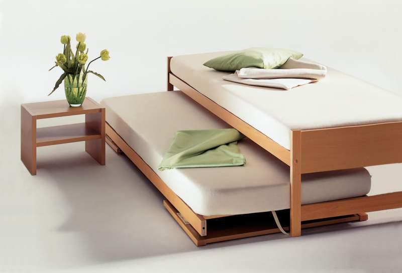 platzsparende betten das beste aus wohndesign und m bel. Black Bedroom Furniture Sets. Home Design Ideas